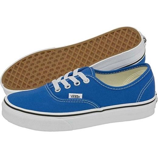 vans authentic niebieskie
