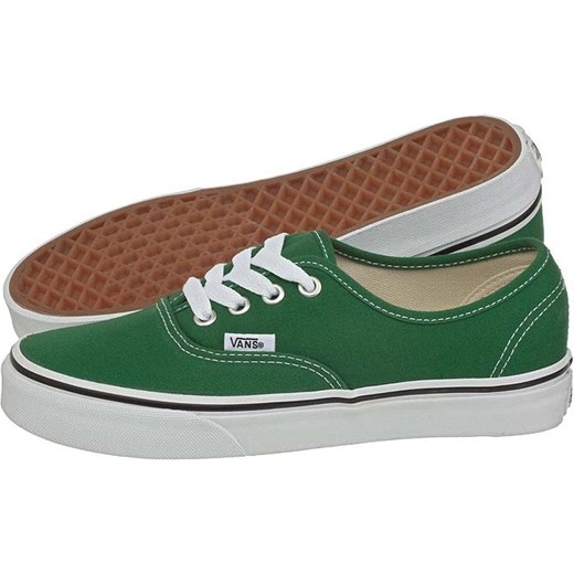 vans authentic zielone