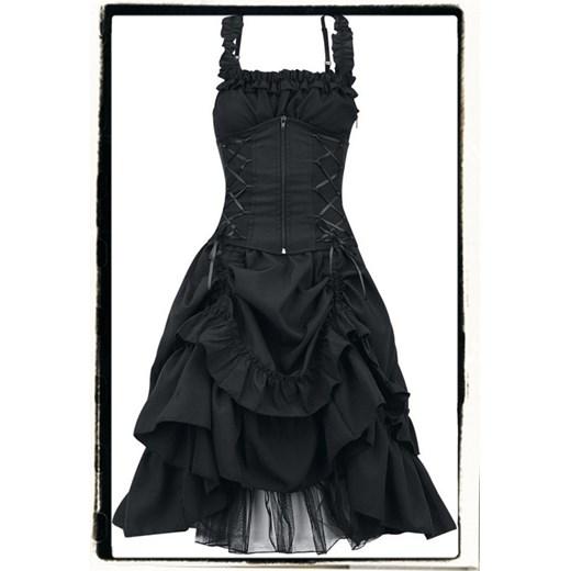 Sukienka Gotycka Z Osobnym Gorsetem Soul Dress Poizen Industries Rockzone Pl Bialy Cień Do Powiek W Domodi