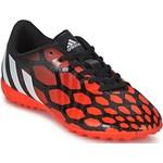 adidas Buty do piłki nożnej Dziecko PREDITO INSTINCT TF J spartoo czerwony chłopięce