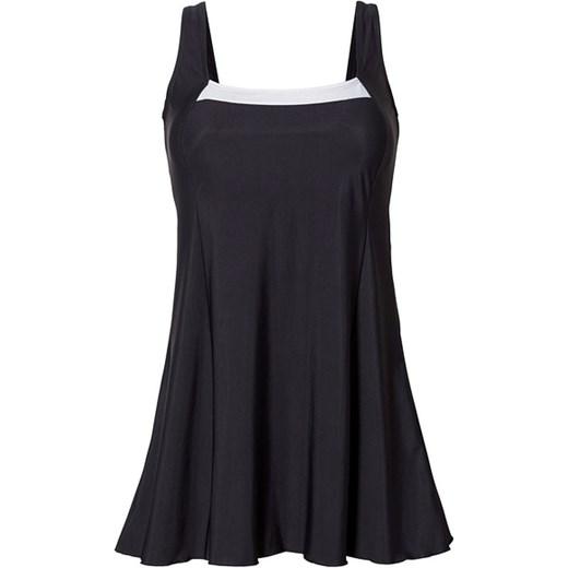 010c828b09 Sukienka kąpielowa wyszczuplająca bonprix czarny Biustonosze w Domodi