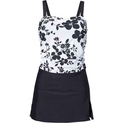 bf4279d61d Sukienka kąpielowa wyszczuplająca bonprix czarny Biustonosze. Zobacz  BPC  Selection