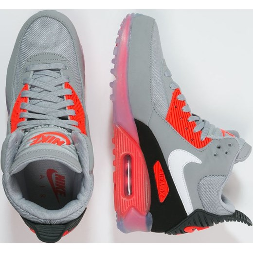 buy popular 59042 ba6d6 Nike Sportswear AIR MAX 90 SNEAKERBOOT ICE Tenisówki i Trampki wysokie wolf  greywhite .