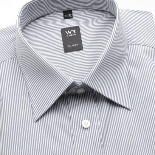 d335a447c80d7d Koszula WR London (wzrost 198/204) willsoor-sklep-internetowy szary paski