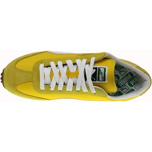 puma whirlwind classic żółte