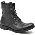 Półbuty i botki Jack & Jones JJ Savek Leather Boot Prm