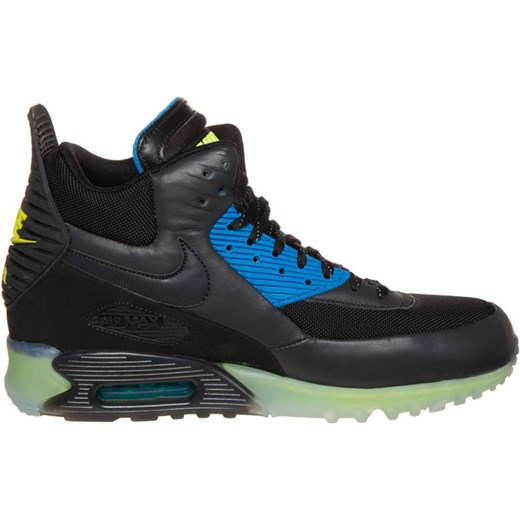 brand new b9f03 74cfb ... Nike Sportswear AIR MAX 90 SNEAKERBOOT ICE Tenisówki i Trampki wysokie  black dark ash  ...
