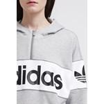 08da1e5288a0 ... adidas Originals CITY Bluza z kapturem medium grey heather zalando szary  Odzież