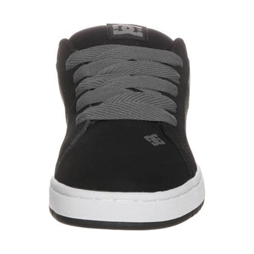 bcee010b ... DC Shoes COURT GRAFFIK Buty skejtowe black/gun metal zalando czarny  ocieplane ...