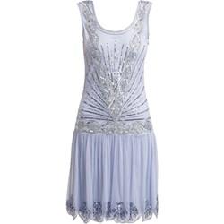 3e3da792b8 Frock and Frill Sukienka koktajlowa light blue