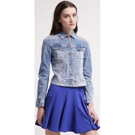 6fd45fa1188f7 ... abstrakcyjne wzory · Lee SLIM RIDER Kurtka jeansowa summer feeling  zalando niebieski bawełna ...