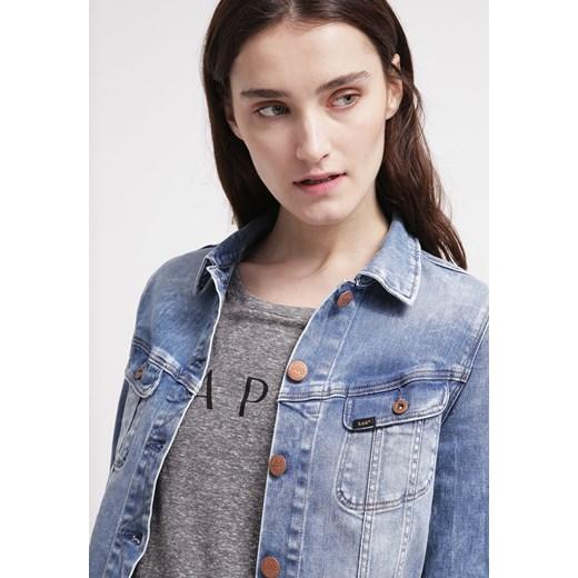 b2eafb889304f ... Lee SLIM RIDER Kurtka jeansowa summer feeling zalando niebieski jeans