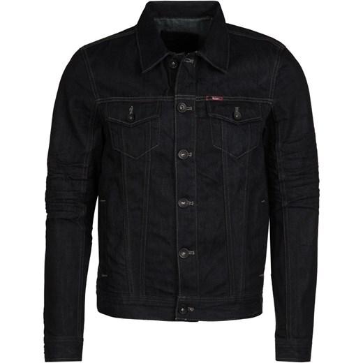e9453471 Lee Cooper MASON HERRY Kurtka jeansowa niebieski zalando czarny bawełna