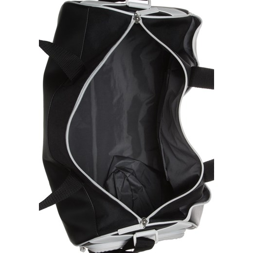 b4c067f918397 ... Lacoste ULTIMUM Torba sportowa black white zalando czarny z zamkiem