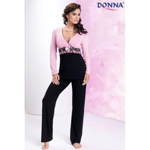 fa4f06aecc1d5d Donna Nina czarna piżama damska ekskluzywna-pl czarny damskie w Domodi