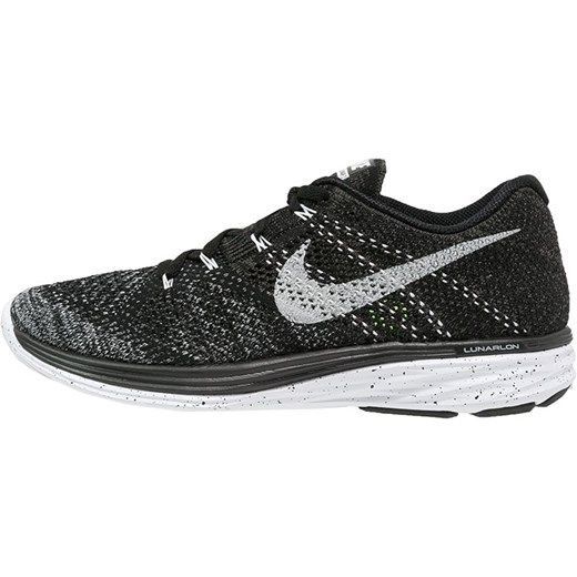 5f90ae6a9dde Zalando.at Nike Performance FLYKNIT LUNAR 3 Obuwie do biegania Lekkość  blackwhitemid ...