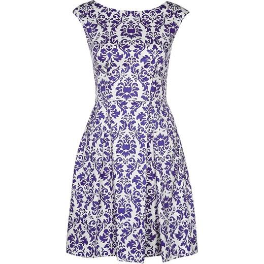 1e6c2ea56a8672 Closet Sukienka letnia blue white zalando Odzież w Domodi