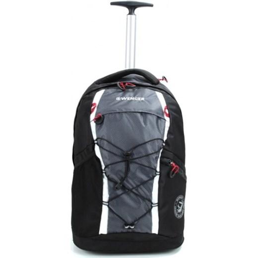 12e1cafbc6211 Plecak turystyczny na kółkach marki SWISSGEAR Wenger dobiura-com guma