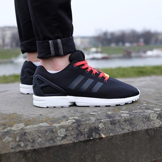 styl mody dobra obsługa wspaniały wygląd buty adidas zx flux damskie na nogach