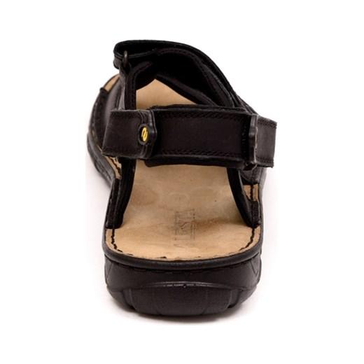 dfadb8ae250c3 ... Sandały Lesta 1165 czarny aligoo czarny Sandały skórzane ...