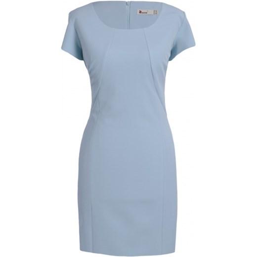 2862d41497 Sukienka BOONE SPJ boone niebieski Sukienki na wesele ...