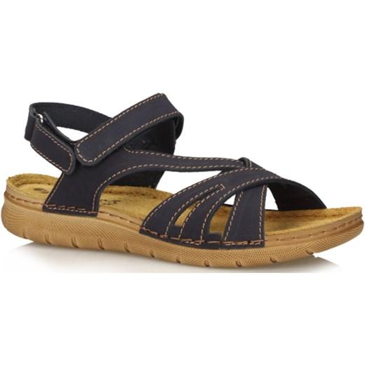 5bb9c13787eb1 Sandały Inblu EK-01 obuwie-lizuraj-pl zielony lato w Domodi