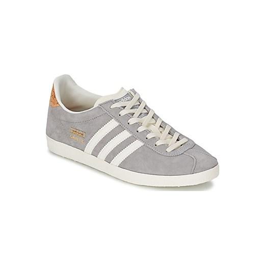 buty adidas gazelle damskie szare