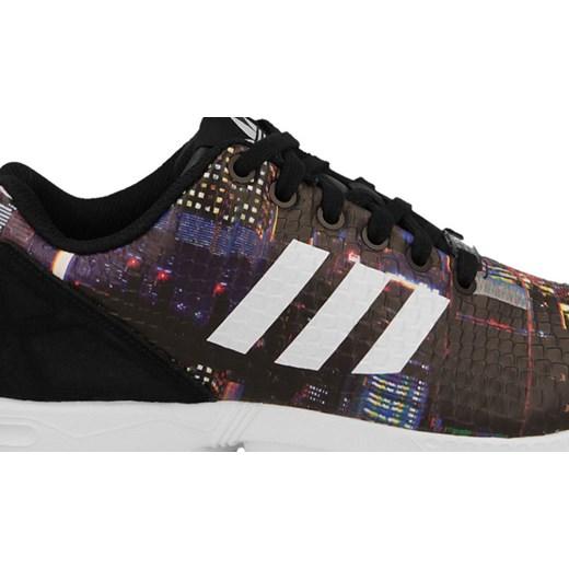 Adidas Originals ZX Flux Multi color Prism mens size 7us