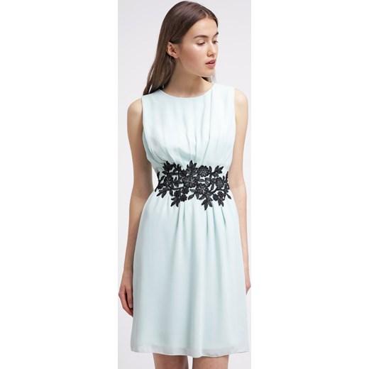9af5957290 ... Little Mistress Sukienka koktajlowa mint zalando bialy krótkie