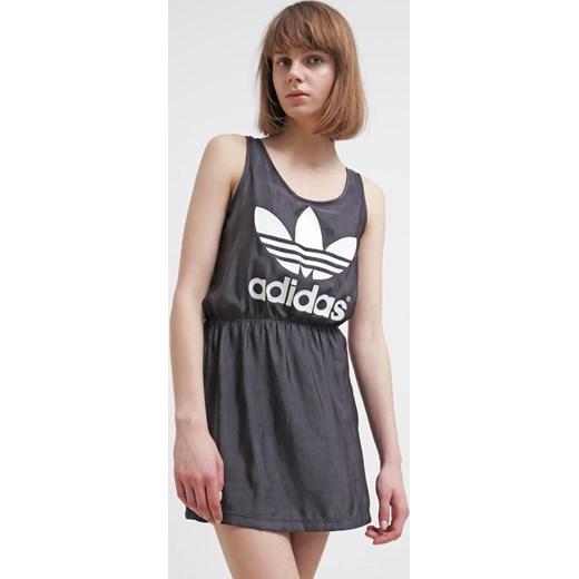 f9da3cacda ... adidas Originals BERMUDA Sukienka letnia black zalando bezowy krótkie