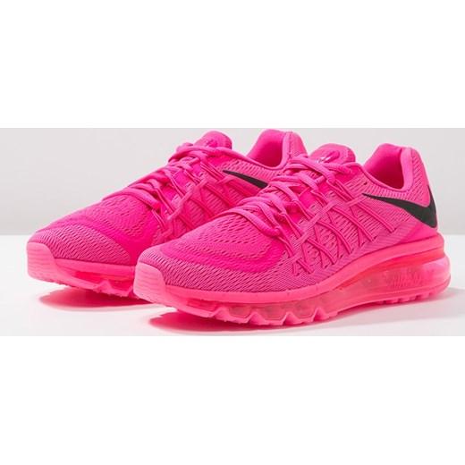 huge discount 21998 3b139 ... Nike Performance AIR MAX 2015 Obuwie do biegania Amortyzacja pink  foilblackpink pow
