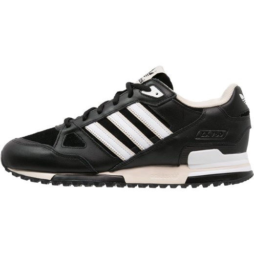 finest selection 7e5b3 efd5c ... code adidas originals zx 750 tenisówki i trampki core black white bone  zalando czarny casual clearance adidas originals zx 750 trainers solid grey  ...