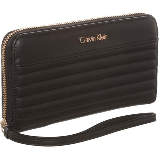 e93037613812c ... Calvin Klein Jeans JO Portfel black zalando czarny skóra ekologiczna ...