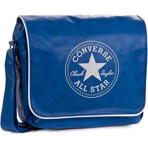 8d498ce82bdbc Torba na laptopa CONVERSE - Flap Reporter Retro 410541 421 eobuwie-pl  niebieski Skórzane torby