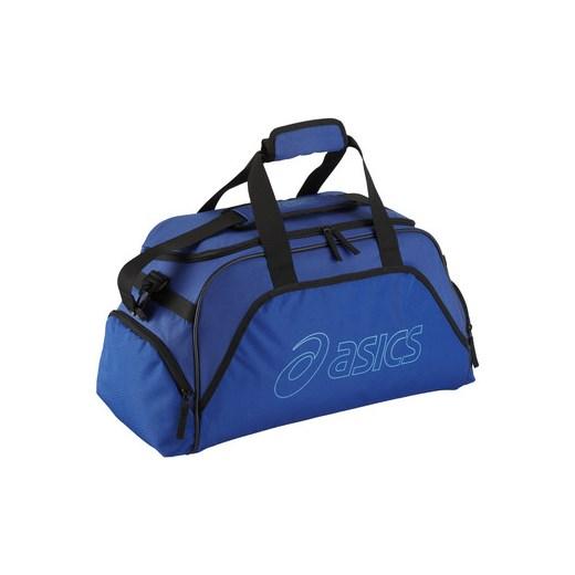 b35a035cf08d2 Asics Torby sportowe Medium Duffle spartoo niebieski damskie w Domodi