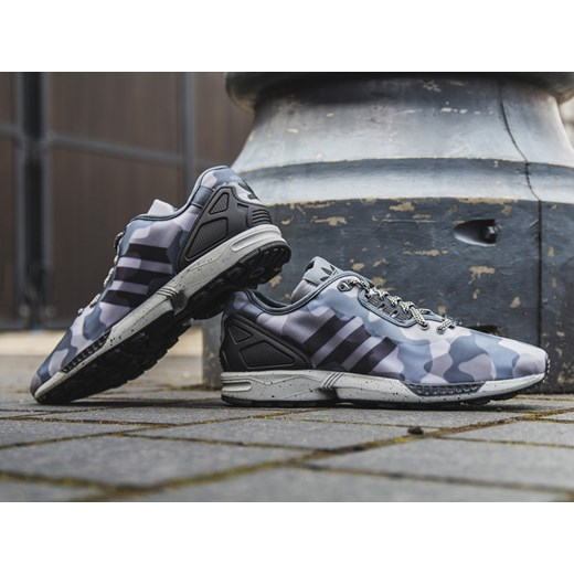Girls Originals ZX Flux Lifestyle Trainers adidas UK