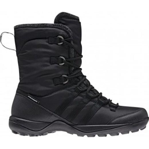 Buty zimowe adidas CH Libria Pearl CP W M18538 hurtowniasportowa net czarny