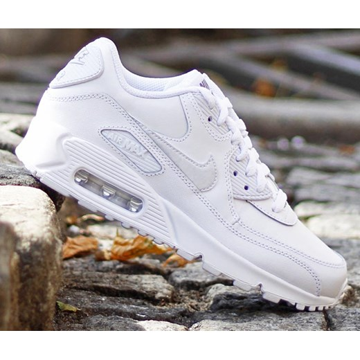 nike air max 90 white damskie