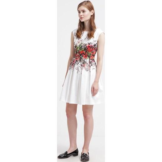 7afc076a72 ... Closet Sukienka letnia white zalando bezowy casual. Closet Sukienka  letnia white zalando brazowy bawełna