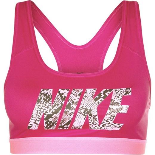 217e0a08aeea9c Nike Performance PRO CLASSIC Biustonosz sportowy fuchsia/pink zalando  rozowy Biustonosze do biegania w Domodi