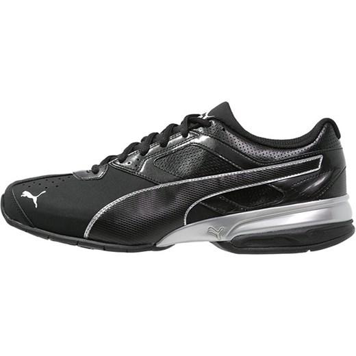 3da958fa7663 Puma TAZON 6 Obuwie do biegania Amortyzacja black silver zalando szary  abstrakcyjne wzory ...
