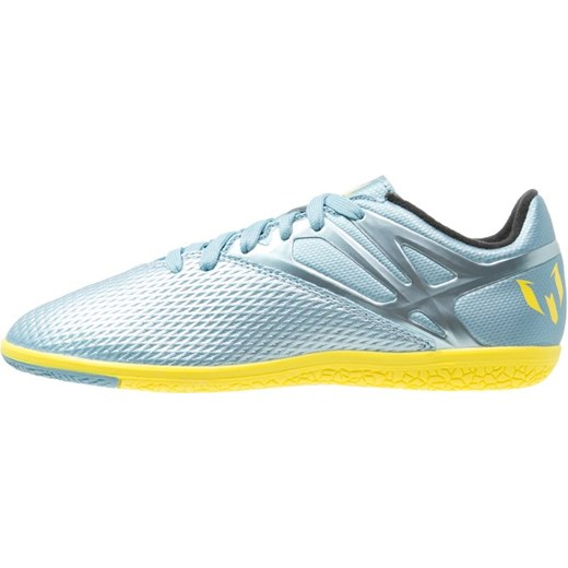 adidas Performance MESSI 15.3 IN Halówki matt ice metallic bright  yellow core black zalando ... c6ac2224de