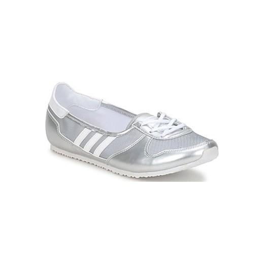 baleriny adidas białe