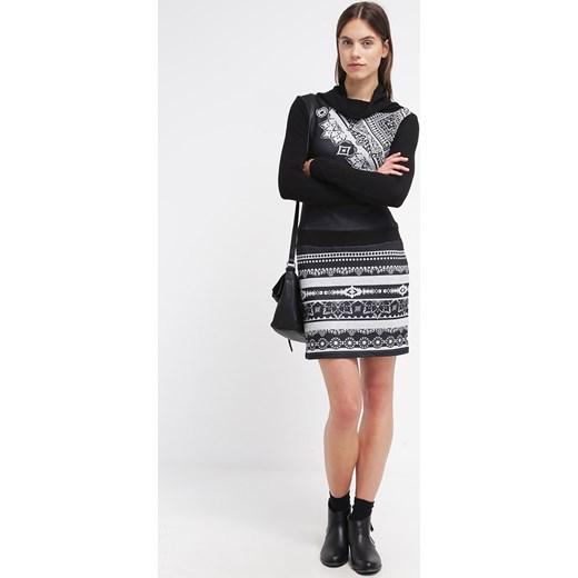 fed03b3e6 Smash RAMBLE Sukienka letnia black zalando czarny casual · Smash RAMBLE Sukienka  letnia black zalando długie ...