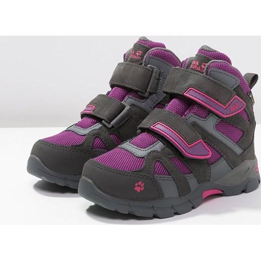 separation shoes 2c228 bda7f Jack Wolfskin VOLCANO TEXAPORE MID Buty trekkingowe mallow purple zalando  szary midi