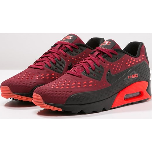 timeless design 108b4 c6222 ... Nike Sportswear AIR MAX 90 ULTRA BR Tenisówki i Trampki team red black  bright