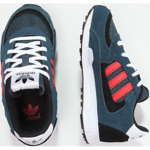 online retailer 6b99d 5595f ... zapatos efdb9 9fd2a  reduced adidas originals zx 850 tenisówki i  trampki midnight tomato white zalando zielony skóra c6131 2f46c