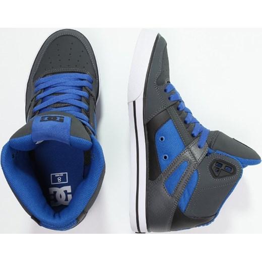 07c5348487d89 ... DC Shoes SPARTAN Buty skejtowe nautical blue zalando niebieski lato ...