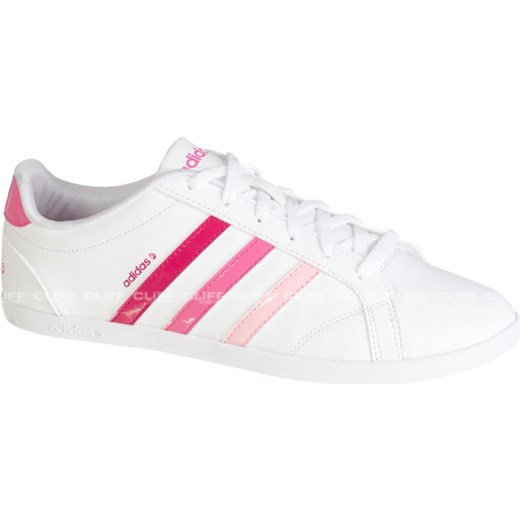 28ff52b599996 BUTY ADIDAS NEO CONEO cliffsport-pl bialy naturalne w Domodi