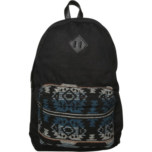 871c4879f02c1 New Look Plecak multi coloured zalando czarny abstrakcyjne wzory w ...